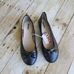 Womens flat dress shoes